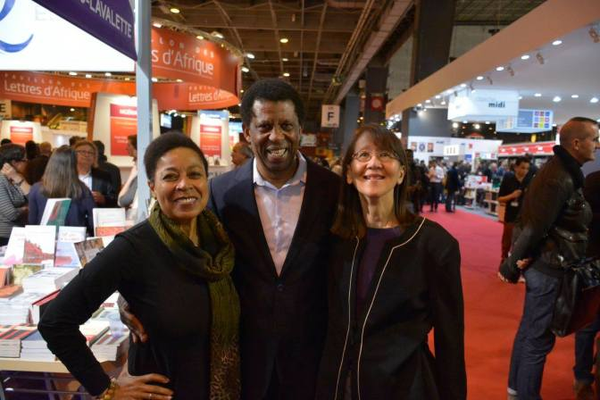 dany laferriere - paris salon du livre