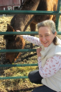Angela and Horse 3
